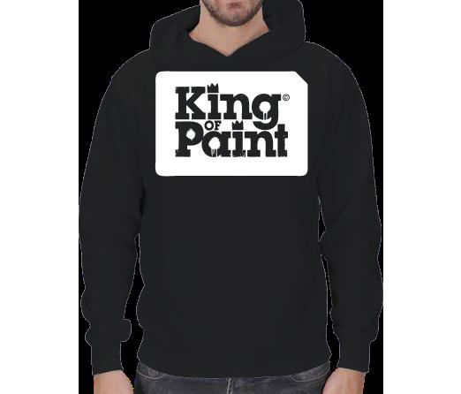 King Of Paint Erkek Kap�onlu Polar