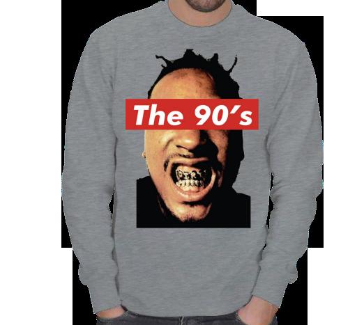 The 90s oldirty bastard Erkek K��l�k Sweatshirt Polar